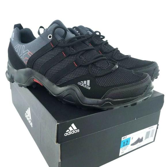 320adf152 Men s Adidas AX2 Black Outdoor Sneakers Size US12
